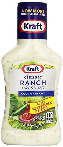 Kraft Ranch Dressing  8 Ounces * You can find out more details at the link of the image.Note:It is affiliate link to Amazon. #tagblender