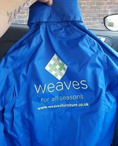 Lye Town FC Under 7's Football training coat