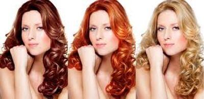 Rozjaśnianie i dekoloryzacja włosów.