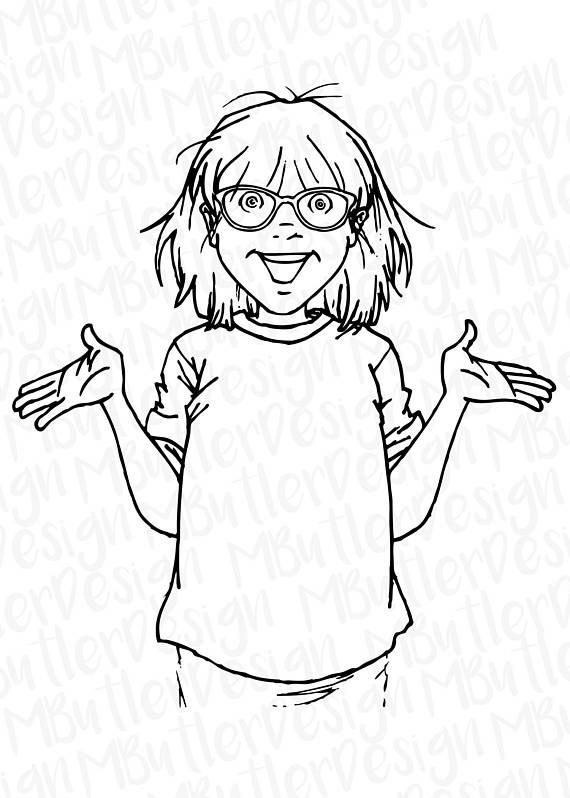 Pin By Magan Butler On Svg Files Junie B Jones Svg