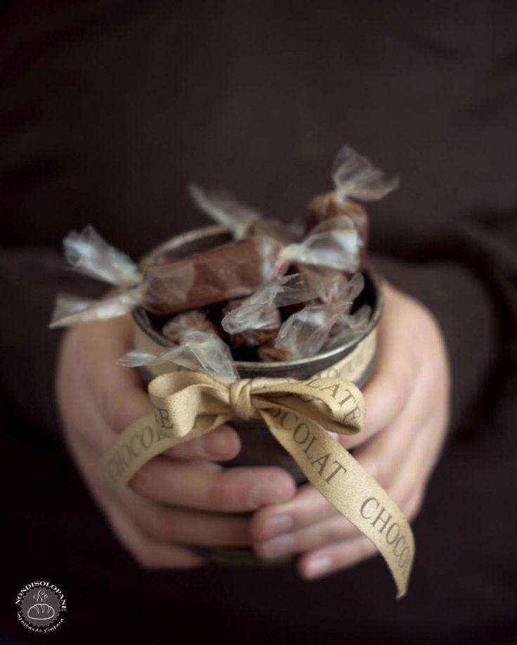 Chocolate Caramel Candies
