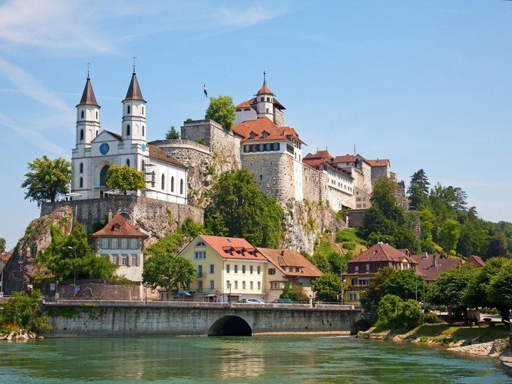 Aarburg Castle, Zurich, Switzerland. #zurich #switzerland (rePinned 091413TLK) More