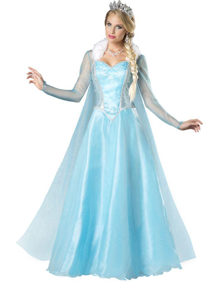 De meest luxe verkleedkleding voor dames kunt u vinden bij Vegaoo.nl! Bestel nu deze luxe sneeuwprinses outfit voor vrouwen op onze webwinkel!