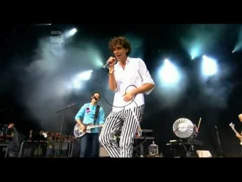 VIDEO Mika - Love Today Live - HIGH DEFINITION @ Glastonbury Festival - Worthy Farm, Pilton (UK) June 24 2007