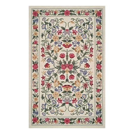 I pinned this Bucks County Rug from the Style Study: Vintage Barn event at Joss and Main!