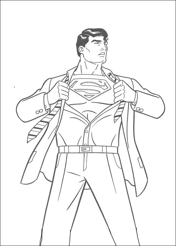 Dibujos Para Colorear Superman Lego Marvel Super Heroes Aprende