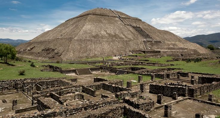Occupy Teotihuacan: Ancient 1-percenters killed pre-Aztec society with wealth inequality, study finds