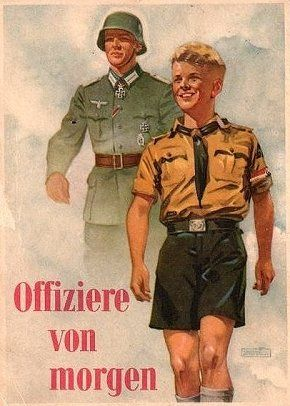 Hitler Youth poster - ...