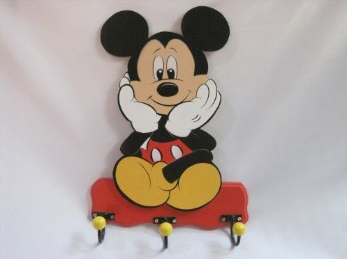 Percheros Mickey