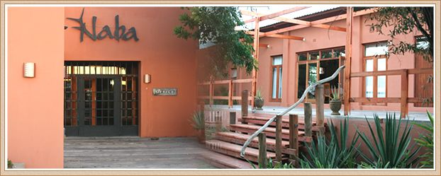 Naba Lodge in Upington, South Africa is a three star meetings, exhibition and special events space (MESE).