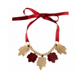 Papiroga collar Vendimia #necklace #collar #jewels #jewelry #joyas #accessories