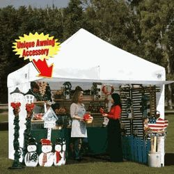 EZ UP Canopy 10 X Tent Instant Shelter White
