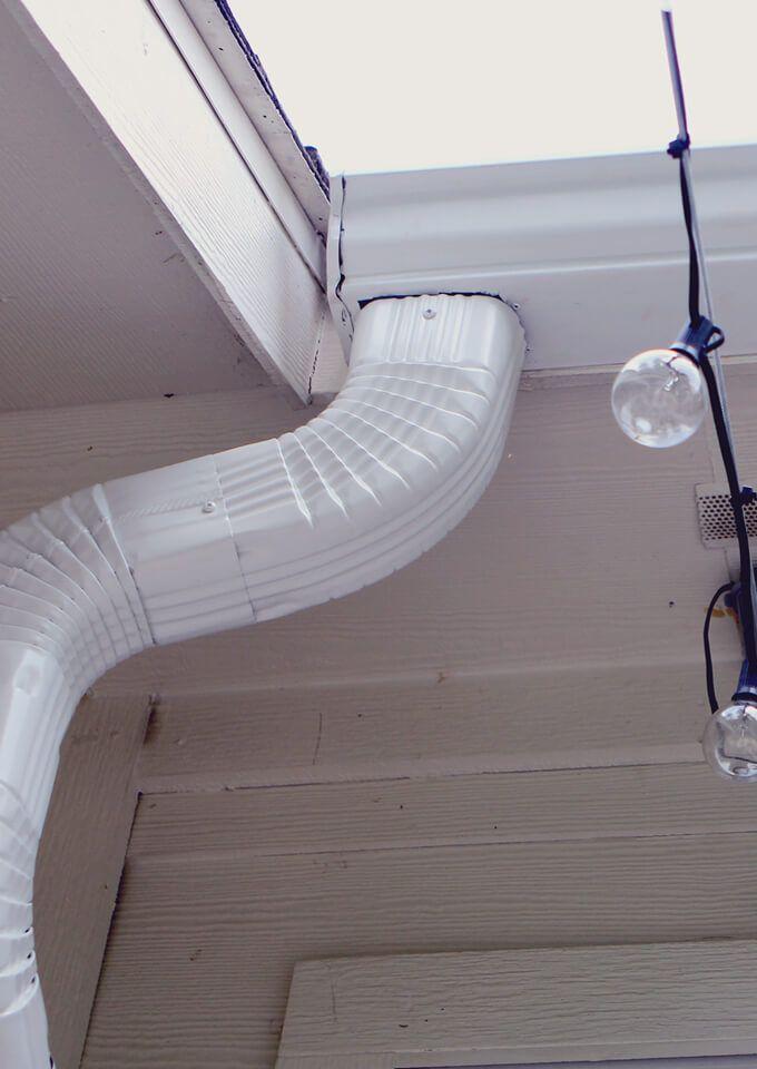 DIY Gutter Installation