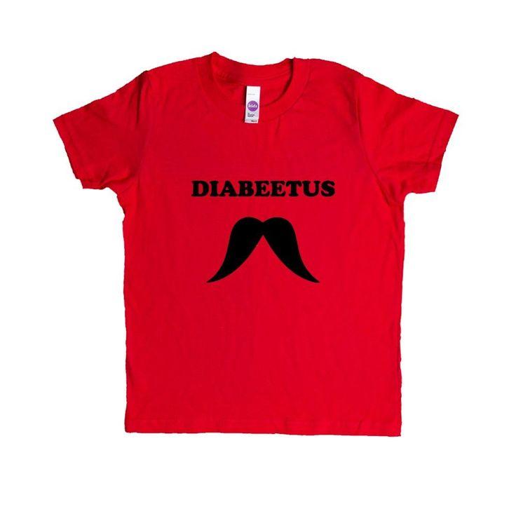 Diabeetus Diabetes Internet Text Posts Stories Online Computers Meme Memes Video Viral SGAL8 Unisex Kid's Shirt