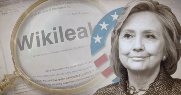 WIKI LEAKS EXPOSES THE SPECTRUM OF CLINTON'S CORRUPTION As the election approaches more dirt on Hillary is revealed