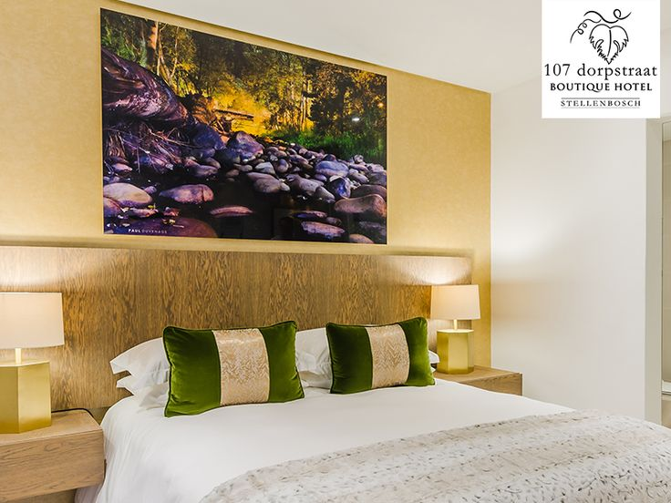 Our luxurious refurbished bedrooms are individually decorated in tribute to the rich historical heritage of Stellenbosch. Link: http://ow.ly/ZfVIX