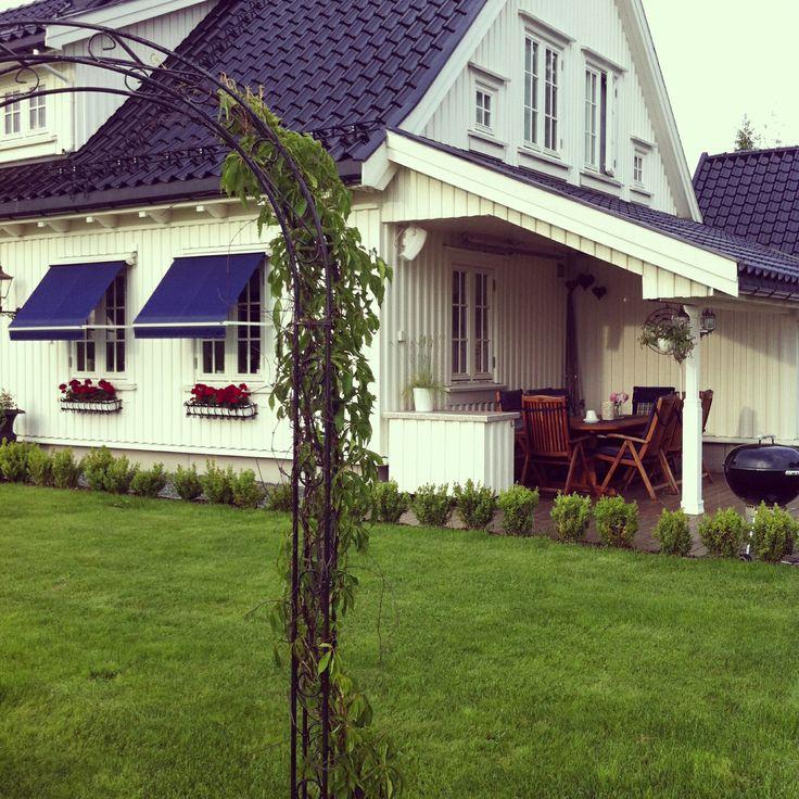 Vårt hjem