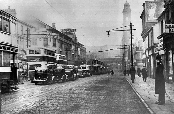 Regal Cinema on Oxford Road - now Dancehouse