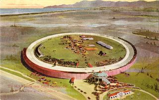 Southern California Architectural History: Playa del Rey: Speed Capital of the World, The Los(t) Angeles Motordrome, 1910-1913