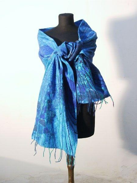 Yaga shawl