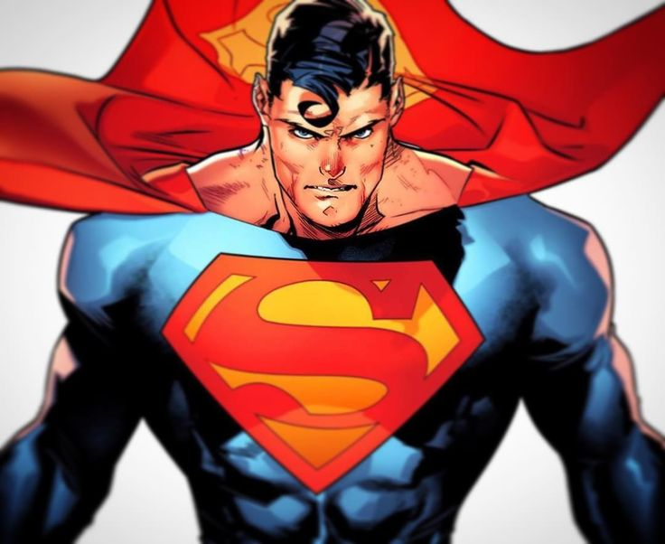 Good morning planet! #superman #themanofsteel colors by @loquesunalex