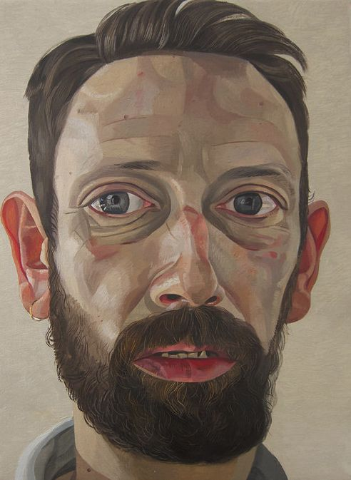 James Hague, Self Portrait, 2013
