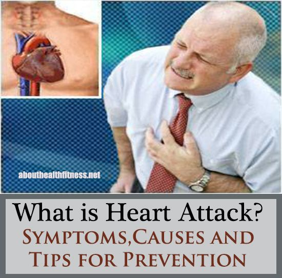 What is #Heart #Attack? #Symptoms,#Causes and Tips for #Prevention