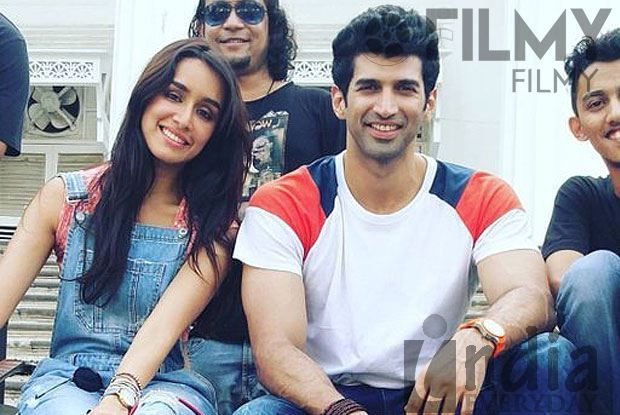 shraddha and Aditya roy kapoor