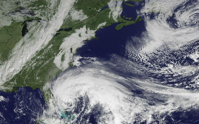 LIVE WEBCAMS to keep an eye on Hurricane Sandy as it approaches the East Coast via NOAA