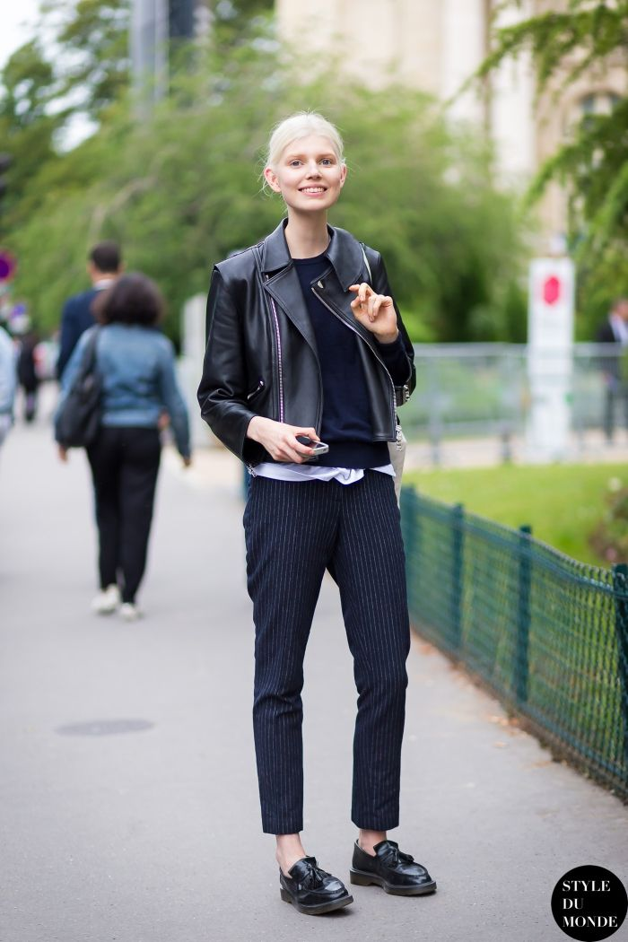 New on #STYLEDUMONDE  http://www.styledumonde.com/  with #OlaRudnicka at #paris #hautecouture #fashionweek #pfw #fall14 #outfit #ootd #model #modeloffduty #streetstyle #streetfashion #streetchic #streetlook #picoftheday #weloveit #fashion #mode #style