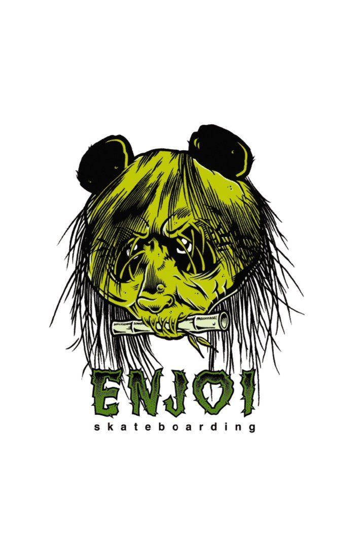 CREATURE FIEND CLUB Skateboard Sticker 4in