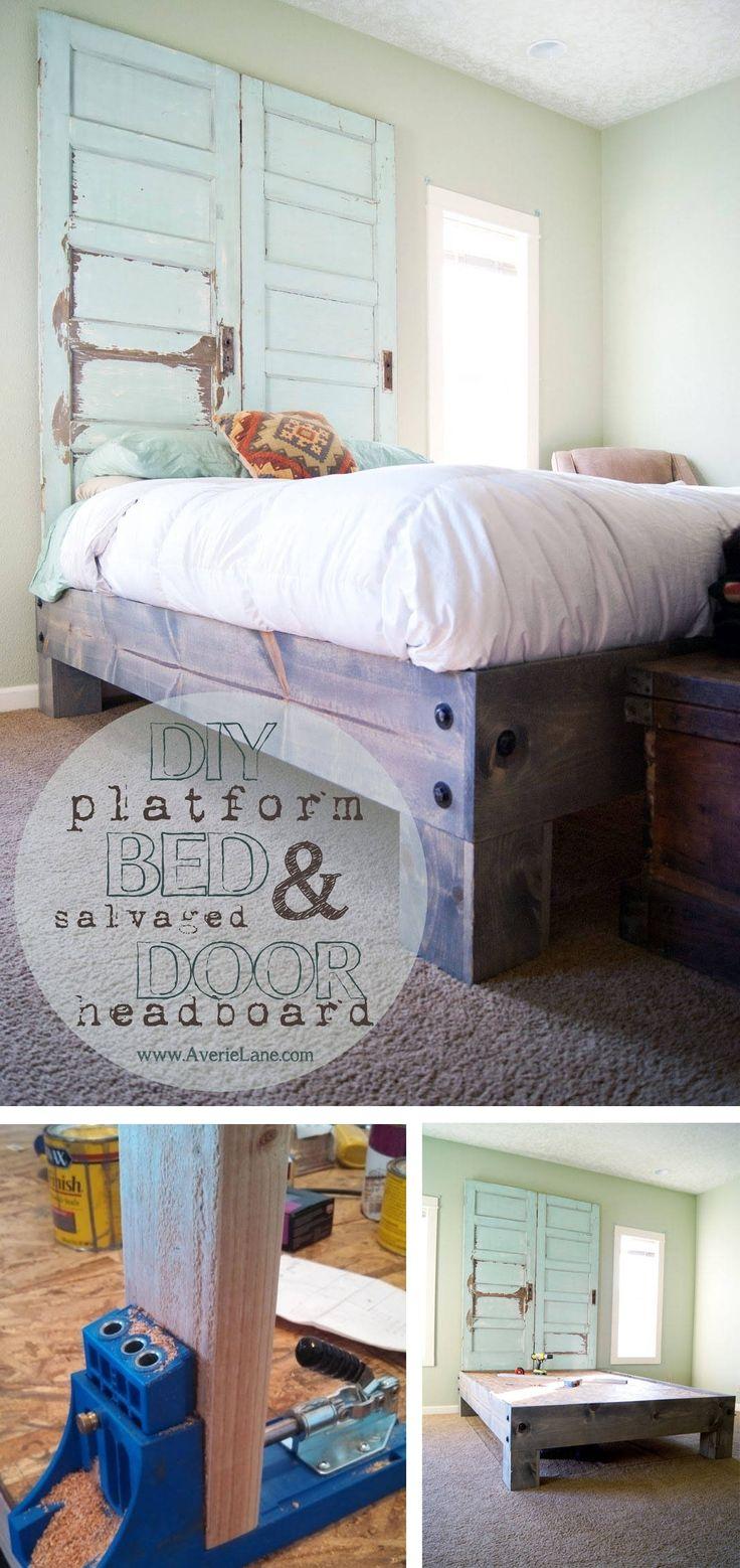 23 besten beds Bilder auf Pinterest | Schlafzimmer ideen, Betten und ...