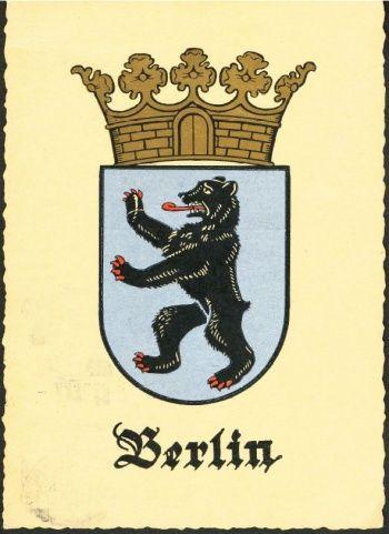 Wappen Berlin 1970er