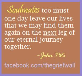 what happens when your soul mate dies