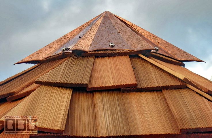 Gazebo Roofs | The Taylor Gazebo Roof Cap
