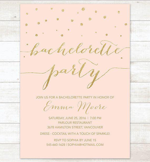 Die Besten 25 Bachelorette Party Einladungen Ideen Auf Pinterest
