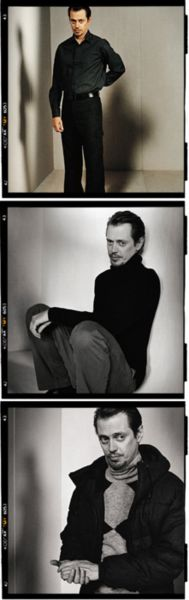 Steve Buscemi for H&M