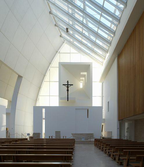 Modern Architecture Rome best 20+ richard meier ideas on pinterest | church architecture