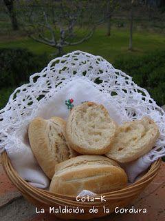panecillos de yuca, voy a probarla con harina de coco en vez de arroz y aceite de oliva