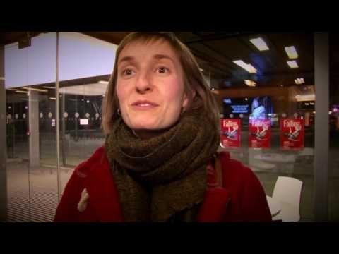 Gary Clarke's COAL Vox Pop | The Blackpool Grand Theatre