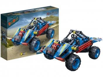 Mini Carro Infantil Hi-Tech Buggy Azul - BanBao