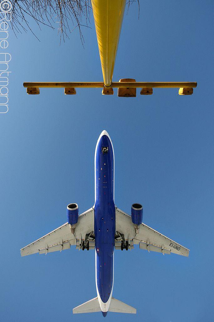 Transaero Airlines | Boeing 767 | EI-UND | Salzburg | LOWS | SZG