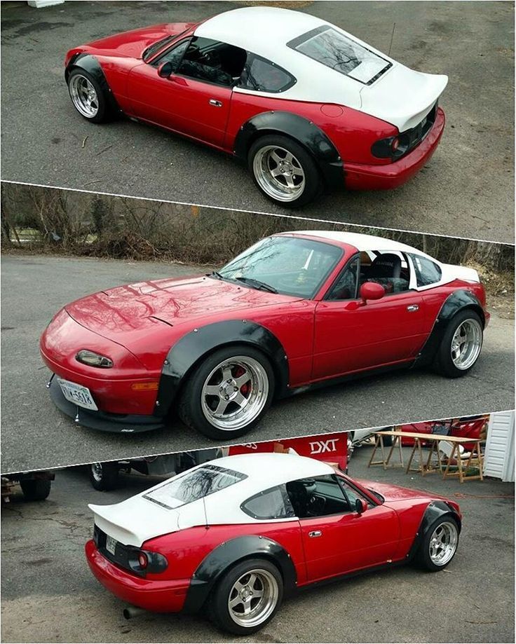 291 Best Images About Mazda MX5 On Pinterest