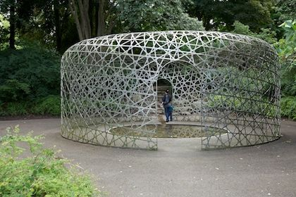 5-dimensional Pavilion, Olafur Eliasson