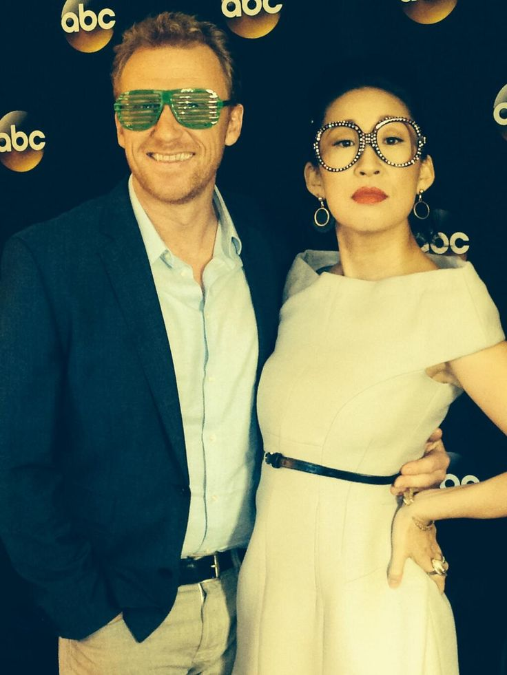 Me and @TheRealKMcKidd at the TCAs pic.twitter.com/49CSzys3jB