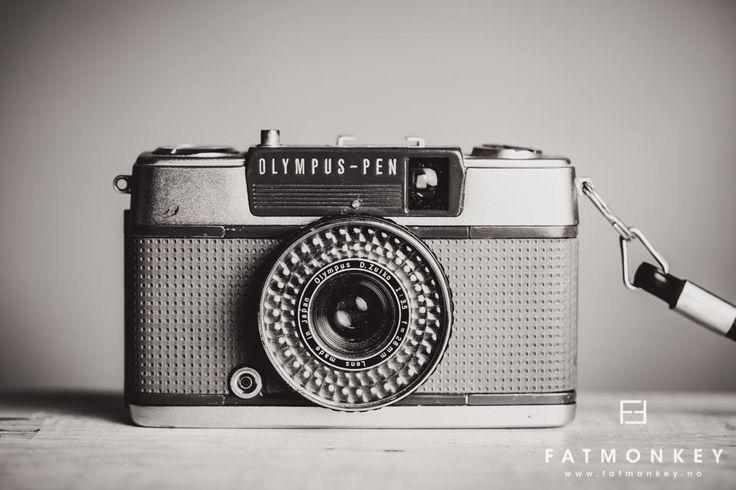 KAMERA | Olympus-Pen EE-2 - Fotograf Ann Sissel Holthe | Portrett og Bryllupsfotograf |www.fatmonkey.no