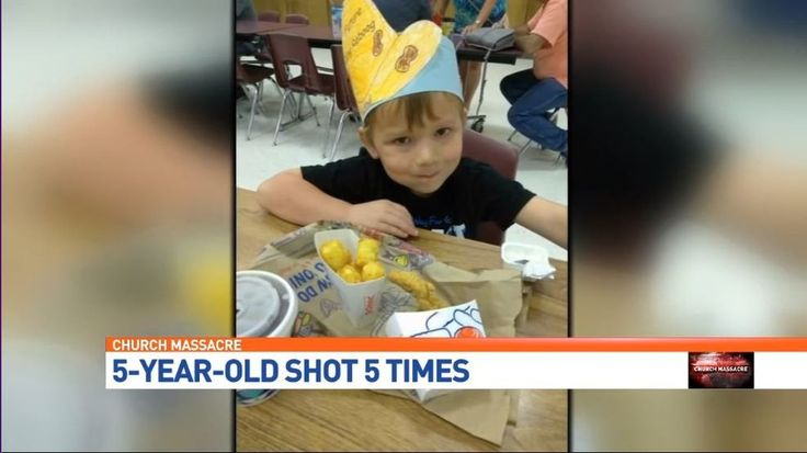 SAN ANTONIO---5 year old Ryland Ward remains in critical condition here at university hospital with more than 20 family members at his side.Earl McMahan, Ryland's uncle explains, He's 5 years old, and he was shot five times, his legs his stomach his arms.R