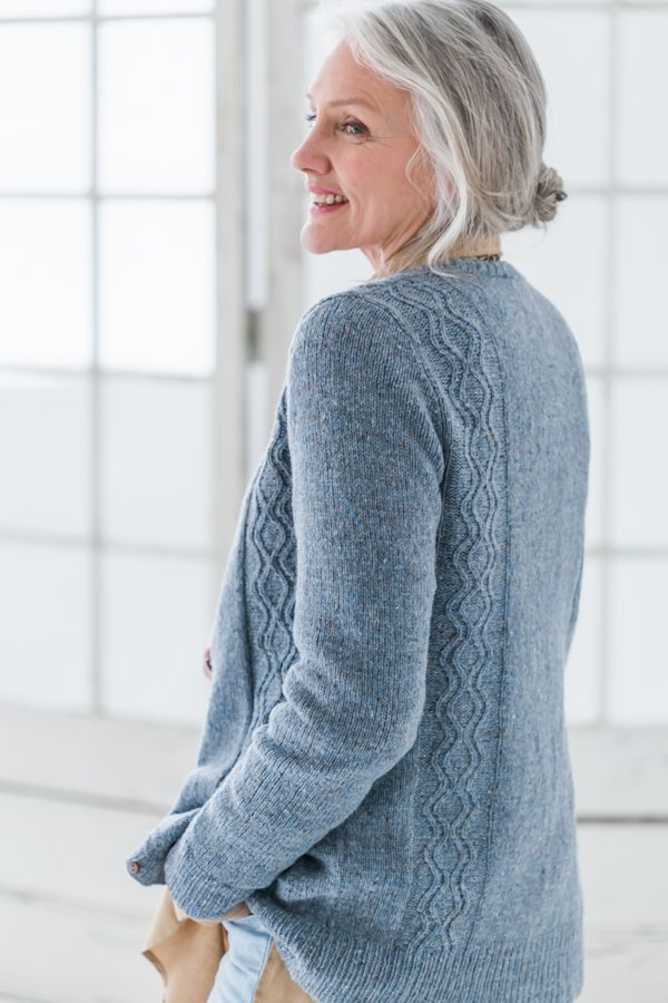 Knitting Pattern Boyfriend Cardigan : Pin by Knitting in France on Knitting inspiration ...