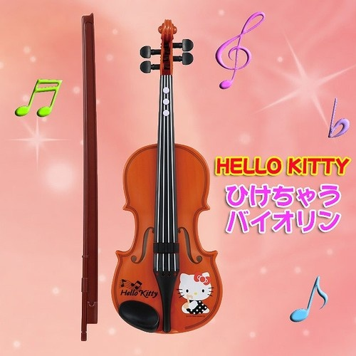 "Hello Kitty Toy Violin ""Hikechau"" Renewal Pilot Ink Kitti Sanrio EMS Shipping | eBay"