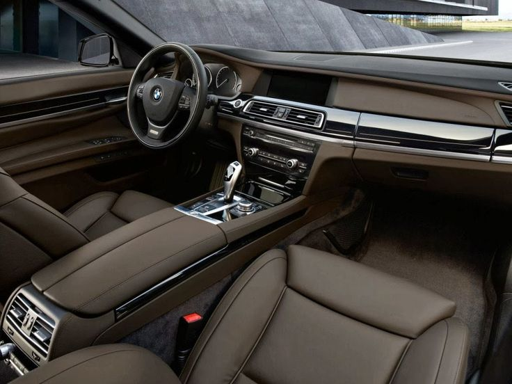 You Have To Admit BMW Has The Most Tasteful Cabin Design Of Any Car Price Range Notwithstanding